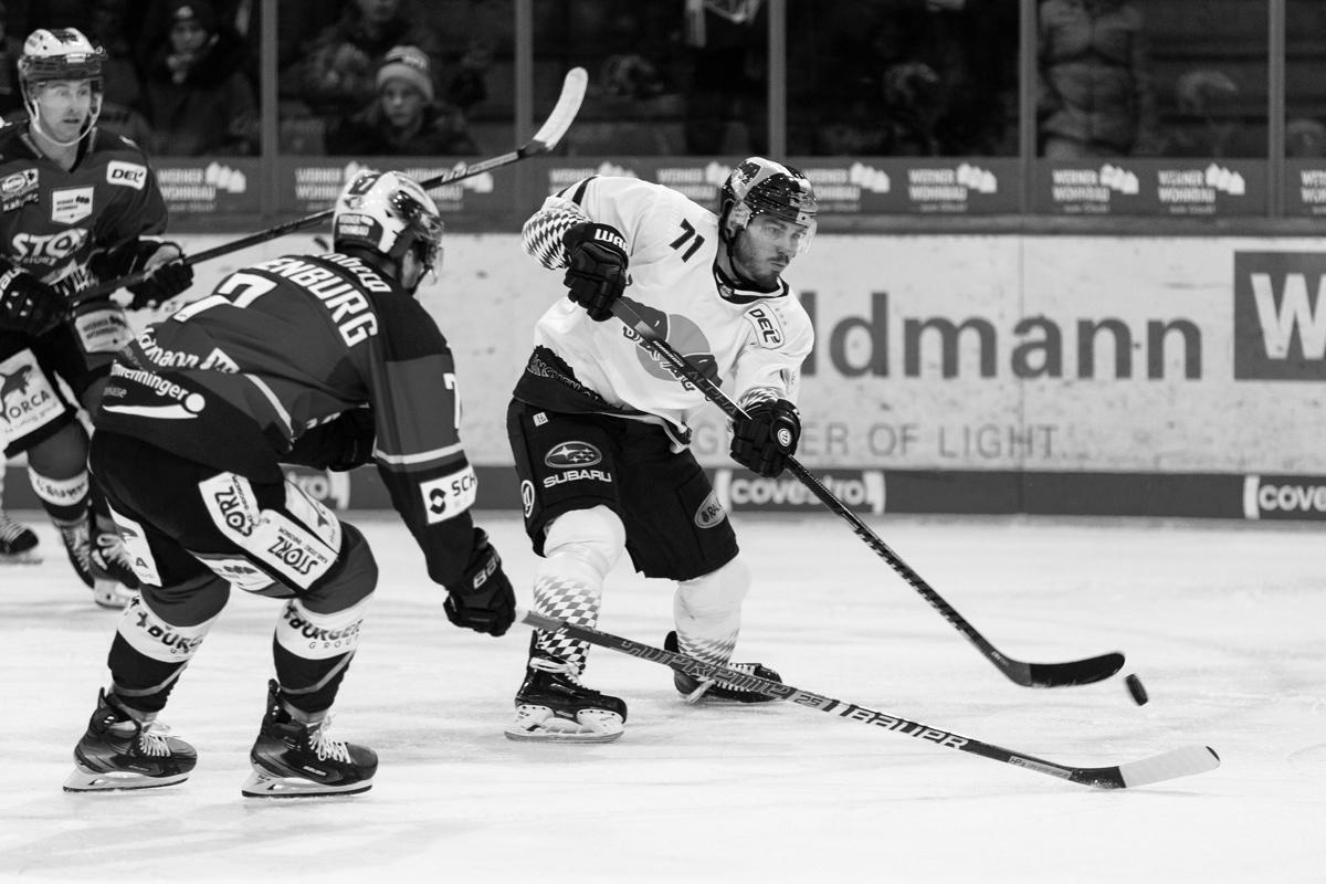 Sportphotographie, weiterer Bundesliga Sport, Eishockey