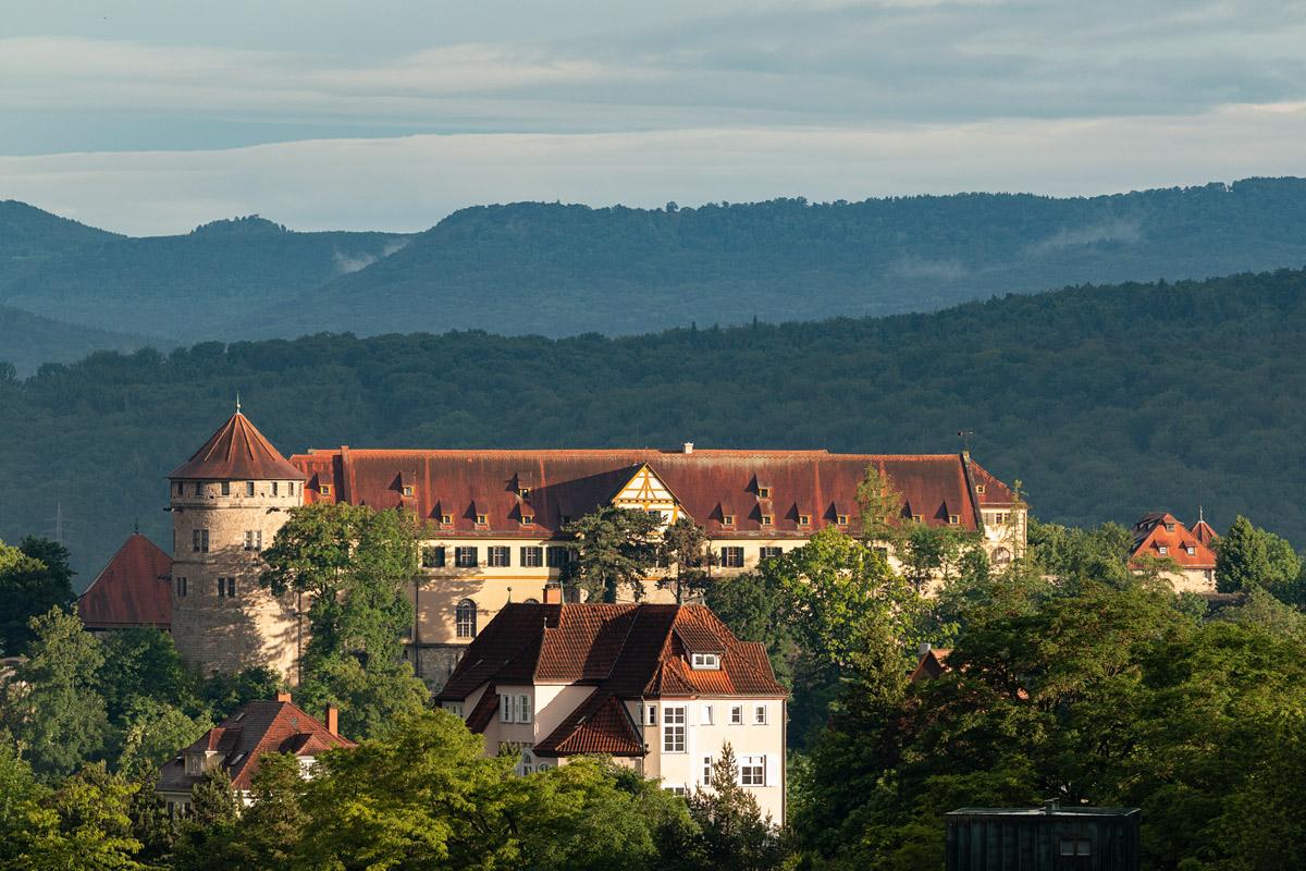Heimat, Tübingen, Schloss Hohentübingen, Farrenberg, Salmendinger Kapelle
