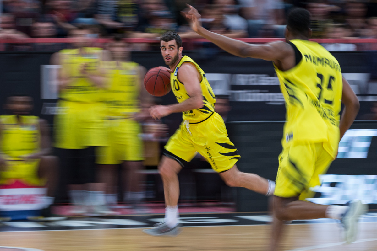 Basketball, easycredit BBL, Beko BBL, Basketball Bundesliga, Tigers Tübingen