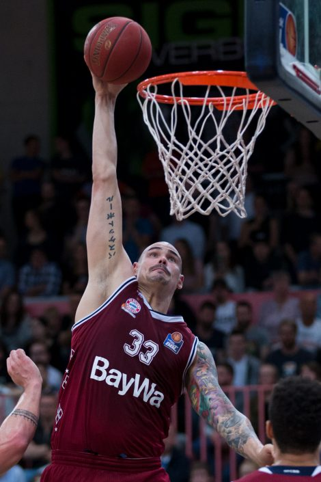Basketball, easycredit BBL, Beko BBL, Basketball Bundesliga, Bayern München Basketball