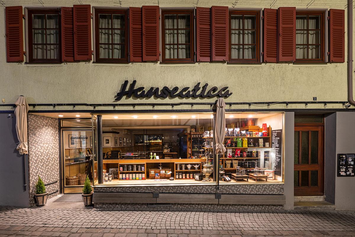 Heimat, Tübingen, Cafe, Hanseatica