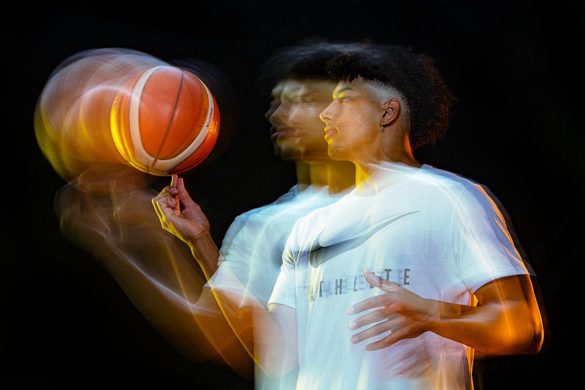 Werbephotographie, Werbefotografie, Commercial, Ad, Startseite, Basketball