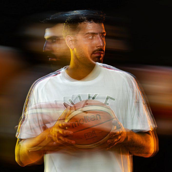 Basketball, Motion, Startseite