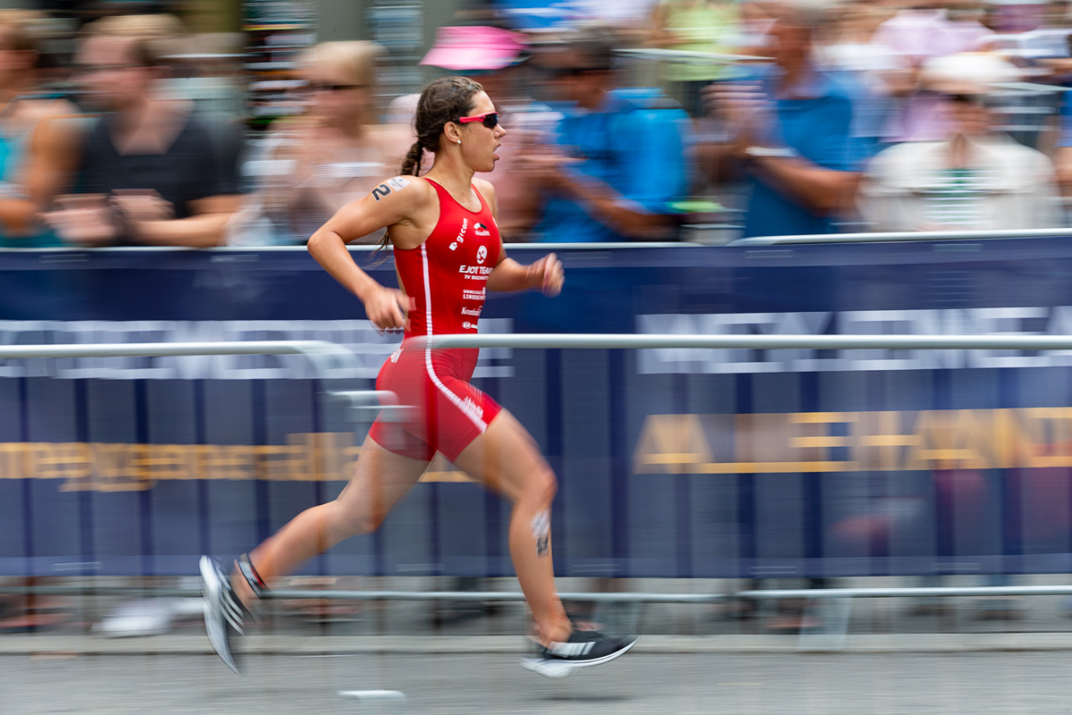 Triathlon, Laufdisziplin, Laufsport