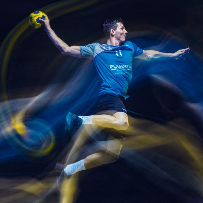 Handball, Motion, Startseite