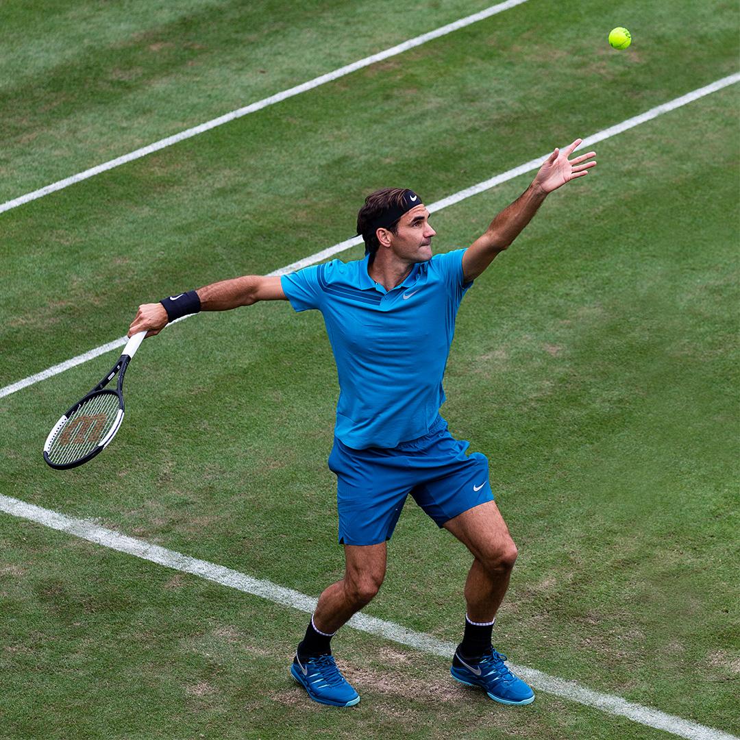 Sportphotographie, Tennis