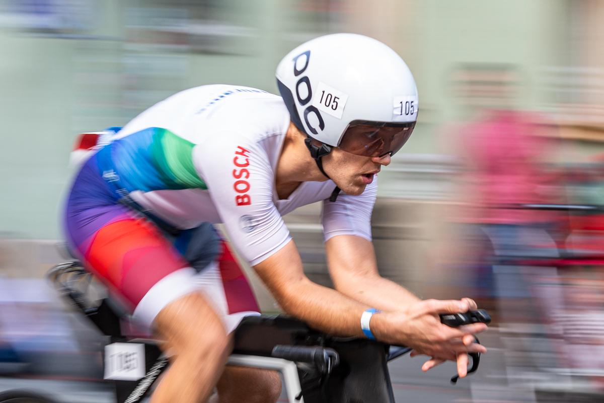 Triathlon, Raddisziplin, Rennrad
