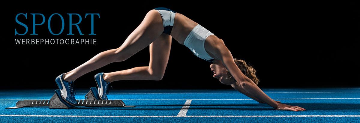 Sport-Werbephotographie, Titelbild, Sportphotographie, Jackie Baumann